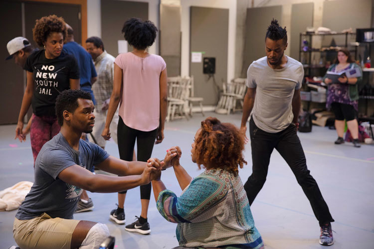 Color Purple Rehearsal 5 750
