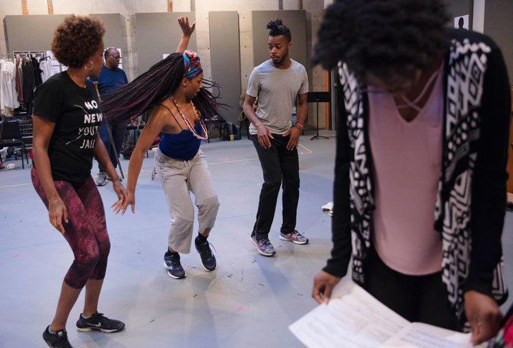 Color Purple Rehearsal 9 750