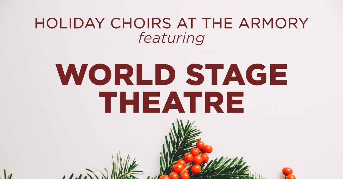 Holiday Choirs 1200X628 V4