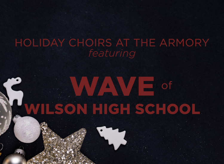 Holiday Choirs 750X550 Wave