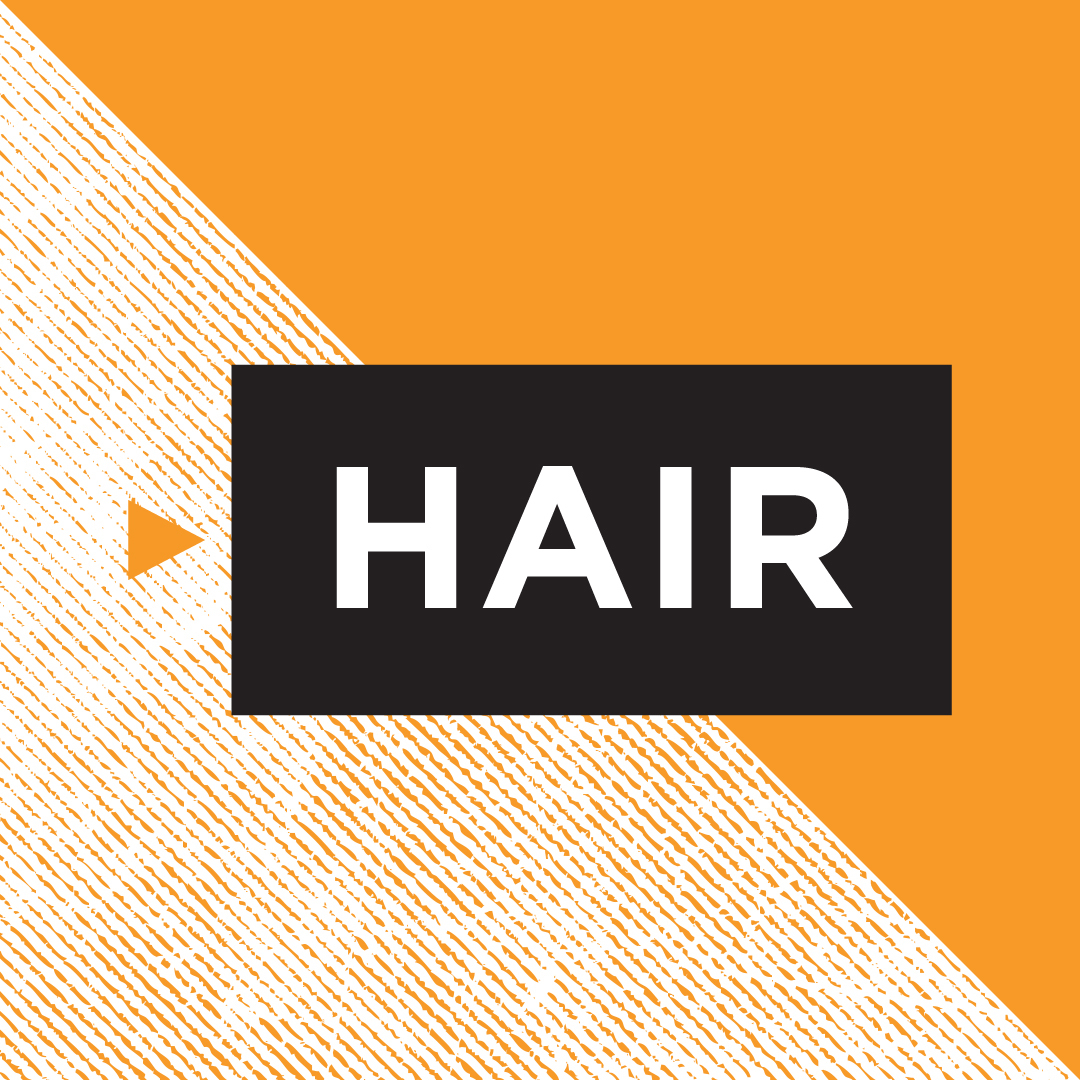 Hair Show Graphics 1080X1080