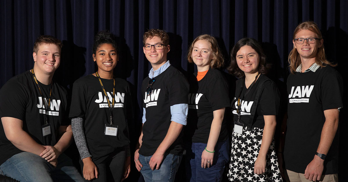 Jaw Promising Playwrights 2019 Banner 1200X628
