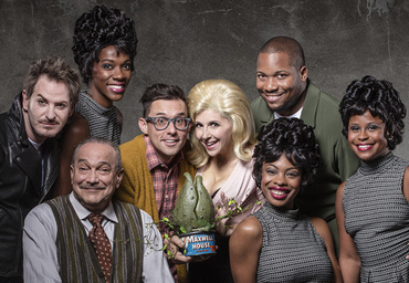 Little Shop Cast Photo 370X256