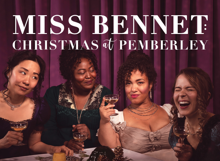 Miss Bennet 750X550 Updated