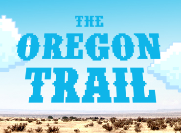 Oregon Trail 370X272