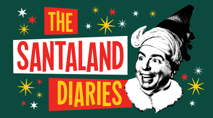 Image result for santaland diaries