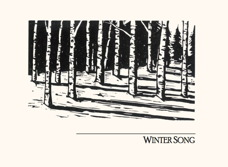 Winter Song Album Cover Art Thumbnail 750X550
