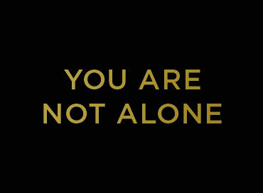 You Are Not Alone 370X272
