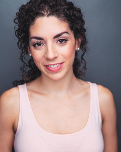 Gabriella Pérez, Swing, Associate Choreographer