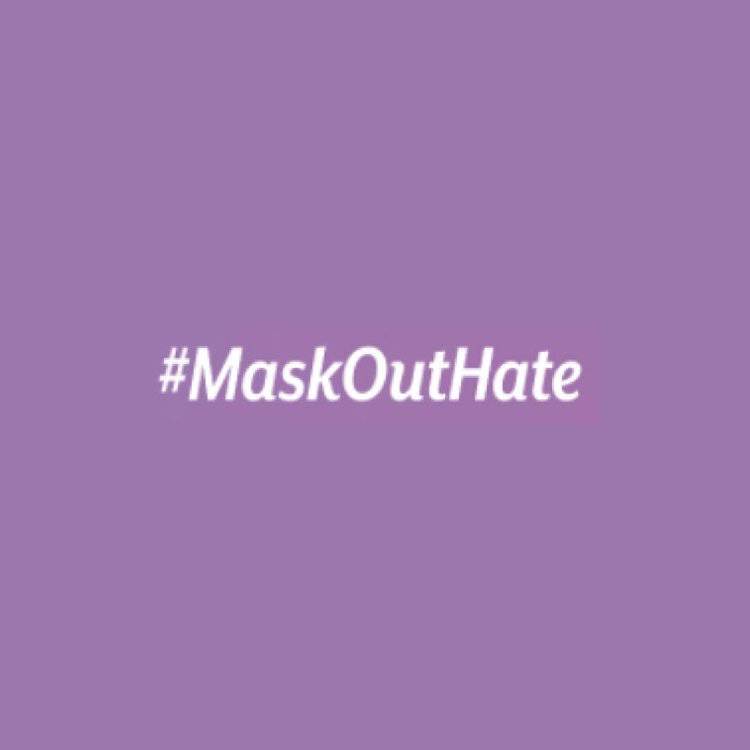 Preview image for #MaskOutHate Exhibit