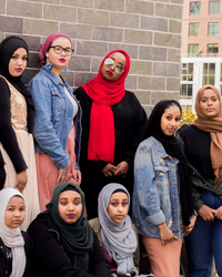 Madison High School Muslim Student Alliance