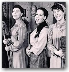 Pcs Blog Bette Midler In The Original Cast Of Fiddler