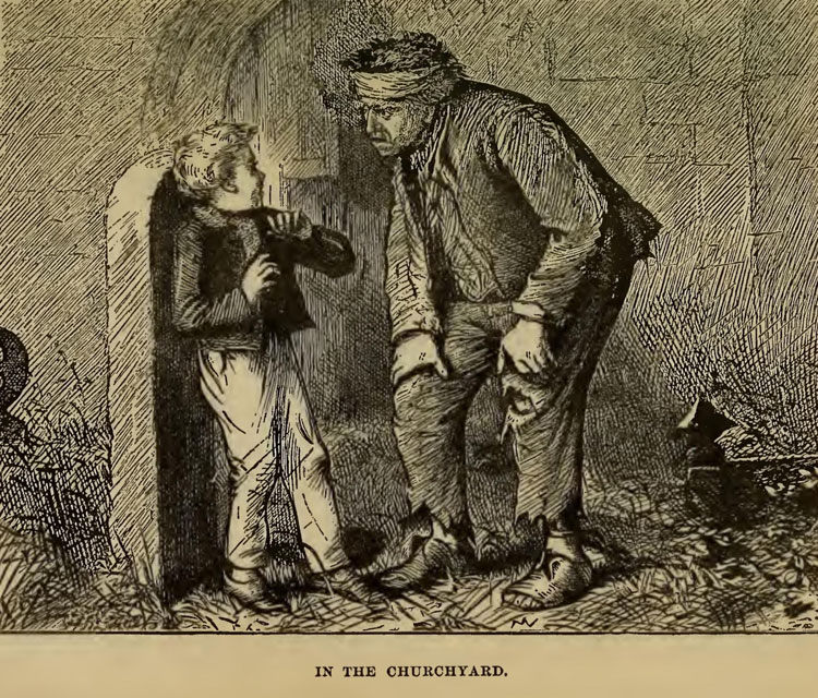 the change of pip in charles dickens great expectations Familial relationships in great expectations:  some of the other familial relationships in great expectations  charles dickens' great popularity on both.