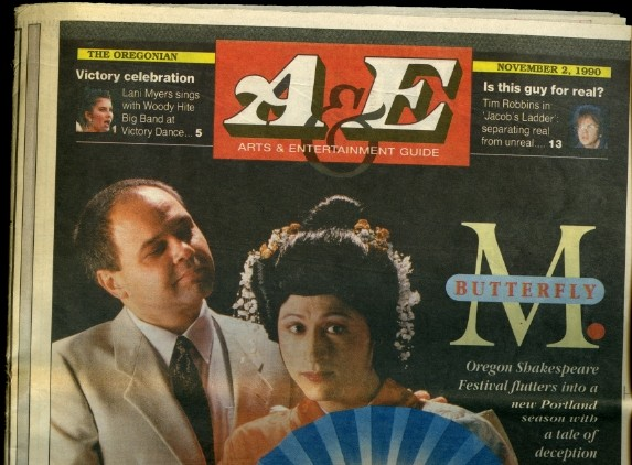 willful ignorance in m butterfly a play by david henry hwang It didn't require genius for david henry hwang to see that there were the makings of a compelling play in the 1986 newspaper story that prompted him to write ''m butterfly'.
