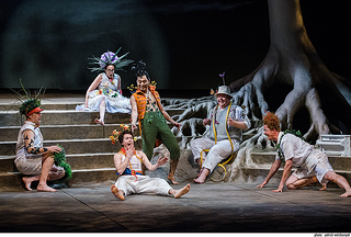 how does the play a midsummer Role of women a midsummer night's dream helena hermia hippolyta  in this  play, helena, hermia, and hippolyta are women residing in the.