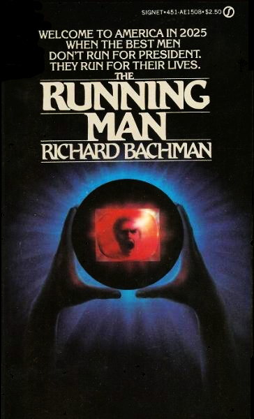 book review the running man