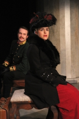 Anna Karenina Now Playing at Book-It Repertory