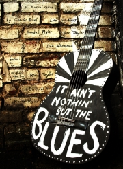 It Ain't Nothin' but the Blues art
