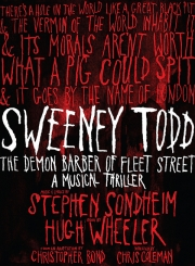 Sweeney Todd art and photos