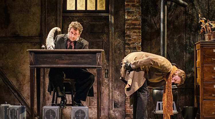 The Second City's A Christmas Carol: Twist Your Dickens