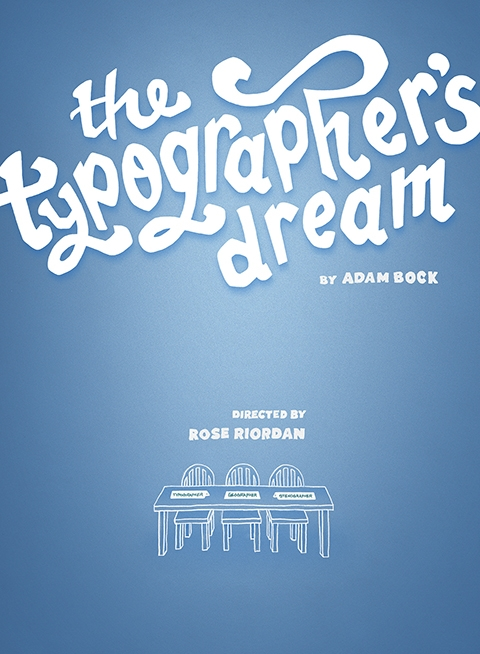 The Typographer's Dream Art & Photography